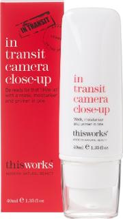 This Works In  Camera Close Up 40ml
