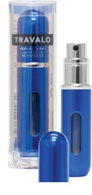 Classic Hd Refillable Perfume Spray - Blue