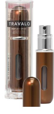 Classic Hd Refillable Perfume Spray - Brown