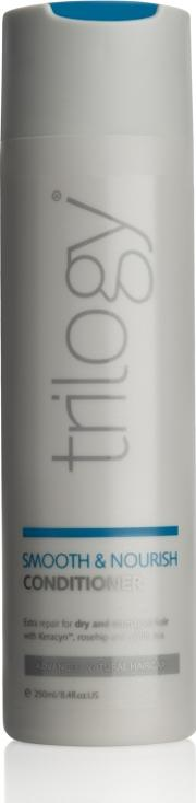 Trilogy , Smooth And Nourish Conditioner 250ml