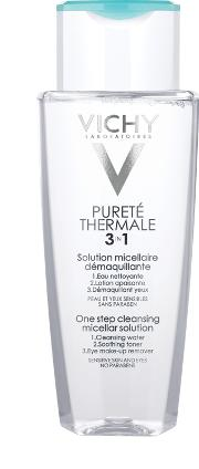 Purete Thermale 3 In 1 Calming Cleansing Micellar Solution 200ml