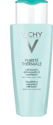 Vichy , Purete Thermale Nourishing Cleansing Milk Balm 200ml