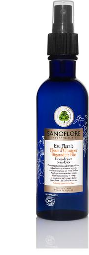 Water , Sanoflore Organic Bitter Orange Blossom Floral  200ml