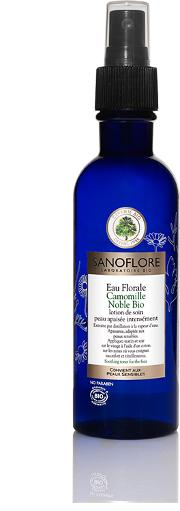 Water , Sanoflore Organic Noble Camomille Floral  200ml