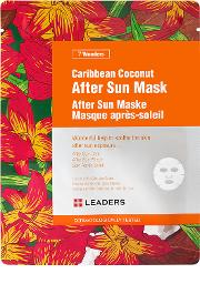 Wonders , Leaders 7  Caribbean Coconut After Sun Mask