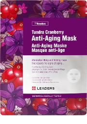 Wonders , Leaders 7  Tundra Cranberry Anti-aging Mask