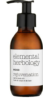 Elemental Herbology  Rejuvenation Bath And Body Oil 145ml