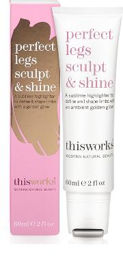 This Works Perfect Legs Sculpt &  60ml