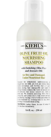 Kiehl's Olive  Oil Nourishing Shampoo 250ml