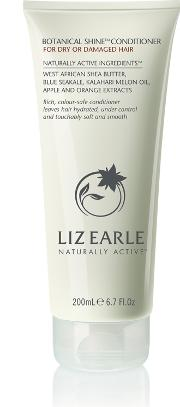 Liz Earle Botanical Shine Conditioner For Dry Or ged Hair 200ml