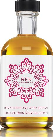 Rose Otto , Ren Moroccan  Bath Oil 110ml