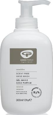 Green  Neutral Scent Free Hand Wash 300ml