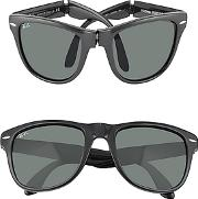 Ray Ban ,  Wayfarer Folding - Square Acetate Sunglasses