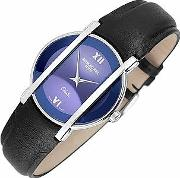 Raymond Weil ,  Othello - Ladies' Stainless Steel And Leather Watch