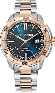 Trussardi ,  Sportive Stainless Steel Pvd Plated Men's Automatic Watch