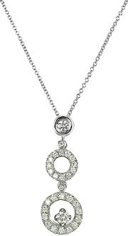 Incanto Royale ,  0.55 Ctw Diamond 18k Gold Necklace