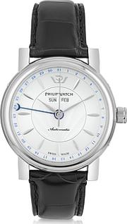 Philip Watch ,  Wales Heritage Mechanic Automatic Men's Watch
