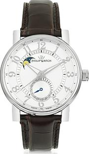 Philip Watch ,  Wales Heritage Moon Phases Automatic Men's Watch