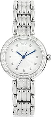 Philip Watch ,  Ginevra Heritage Diamond Women's Watch