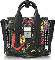 31 Phillip Lim , 3.1 Phillip Lim - Pashli Multicolor Leather Mini Satchel