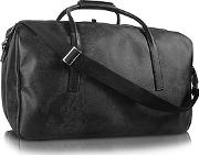 Alviero Martini 1a Classe ,  1a Prima Classe - Geo Black Double Compartment Zip Travel Bag