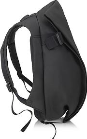 C Te & Ciel ,  Isar Black Eco Yarn Medium Backpack