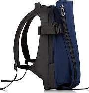 C Te & Ciel ,  Isar Midnight Blue Memory Tech Backpack