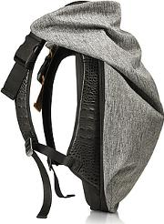 C Te & Ciel ,  Nile Manganite Basalt Eco Yarn Backpack