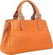 Fontanelli ,  Soft Calf Leather Satchel Bag