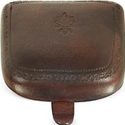 Peroni ,  Brown Leather Coin Purse