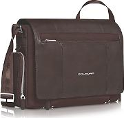 Piquadro ,  Link - 15 Laptop Messenger Bag