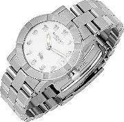 Raymond Weil ,  Parsifal W1 - Women's White Dial Stainless Steel Date Watch