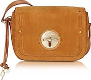 See By Chlo ,  Lois Passito Suede Crossbody Bag