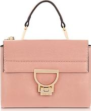Coccinelle ,  Pebbled Leather Arlettis Mini Bag Wshoulder Strap