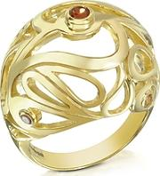 Sho London ,  Gold Vermeil Mari Splash Boule Ring