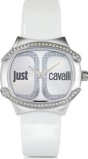 Just Cavalli ,  Born Collection Oblong Logo Watch
