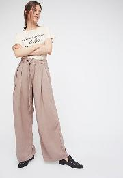 Free People , Grazin' In The Grass Pant By