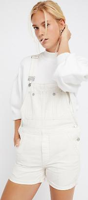 Free People , Relaxed Boyfriend Shortall By