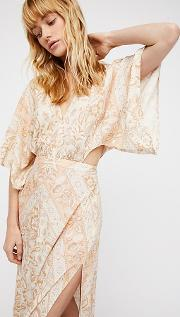 Spell , Lolita Cut Out Maxi Dress By  At Free People
