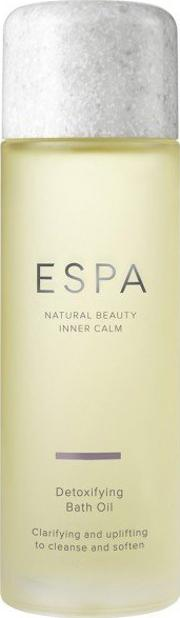 Espa , Detoxifying Bath Oil 100ml