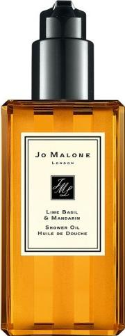 Jo Malone London , Lime Basil & Mandarin Shower Oil 250ml