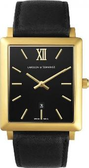 Larsson & Jennings , Norse Gold Plated Watch