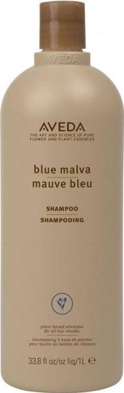 Aveda , Colour Enhance Blue Malva Shampoo 1000ml