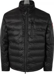 Canada Goose , Lodge Black Quilted Shell Jacket Size Xs