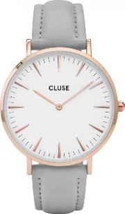 Cluse , La Boh Me Rose Gold Tone Watch
