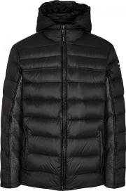 Pajar , Abraham Black Quilted Shell Jacket Size M