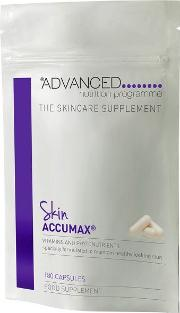 Advanced Nutrition Programme , Skin Accumax 180 Capsules