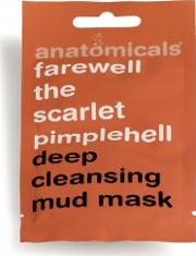 Anatomicals , Farewell The Scarlet Pimplehell Deep Cleansing Mud Mask