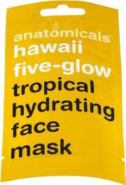 Anatomicals , Hawaii Five Glow Tropical Hydrating Face Mask