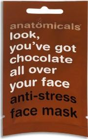 Anatomicals , Look, You've Got Chocolate All Over Your Face Anti Stress Mask